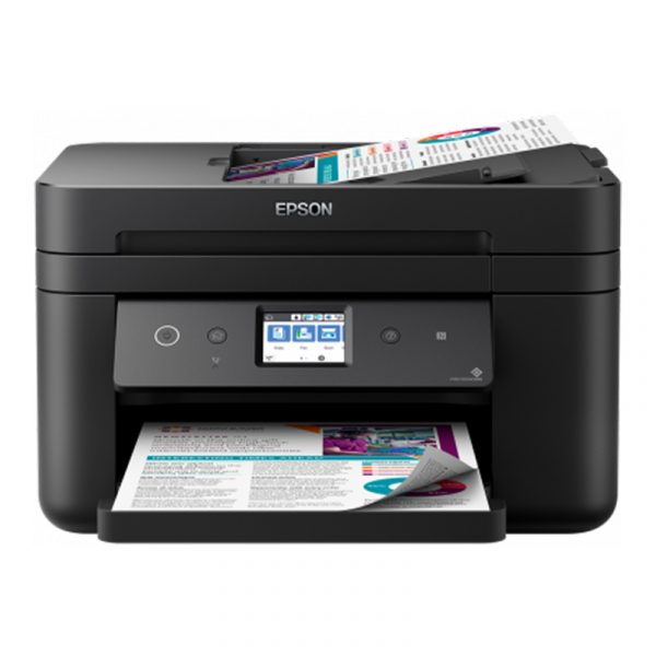 impresora epson workforce wf 2860dwf