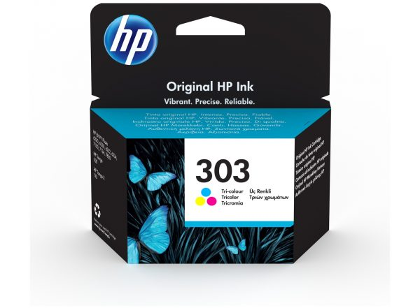hp 303 tinta color