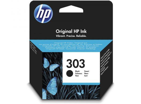 hp 303 tinta negra