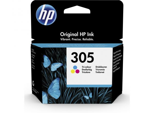 hp 305 tinta color