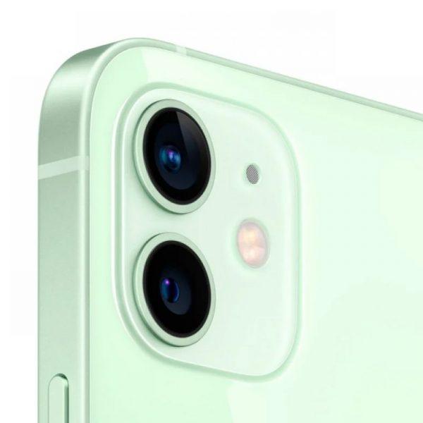 Iphone 12 256GB Verde Camara