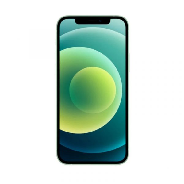 Iphone 12 256GB Verde Frontal