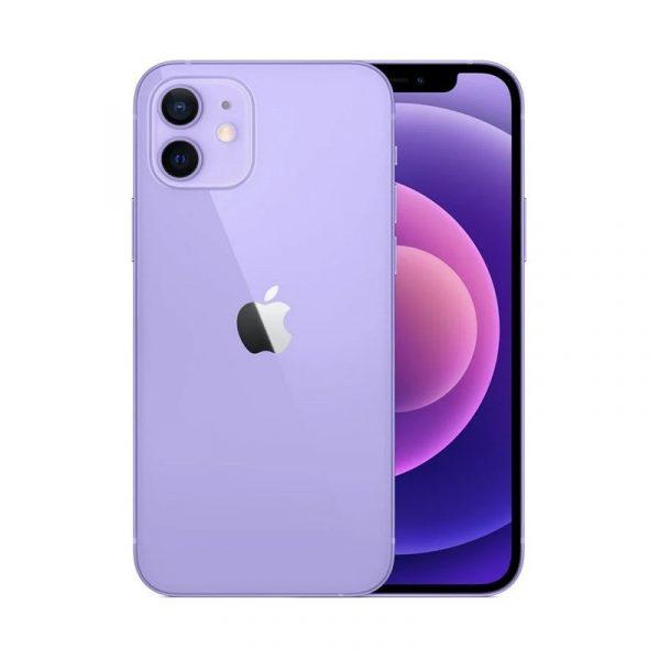 Iphone 12 64GB Purpura Trasera