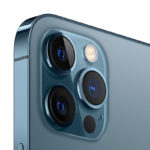 Iphone 12 Pro Max 256GB Azul Pacifico Camara