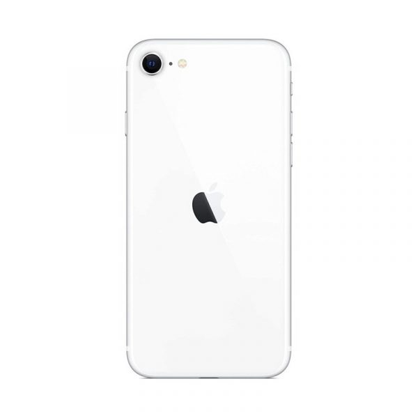 Iphone SE 2020 256GB Blanco Trasera