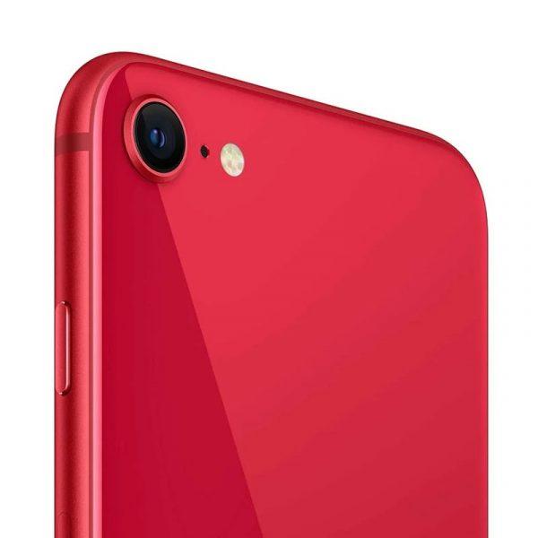 Iphone SE 2020 256gb Rojo Camara