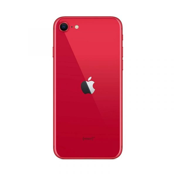 Iphone SE 2020 256gb Rojo Trasero