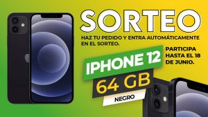 Sorteo iphone 12 ecotisa