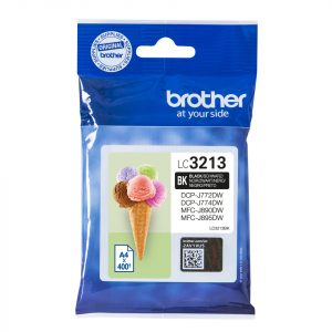 brother lc3213bk tinta negro
