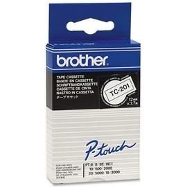 brother tc201 cintas negro y blanco