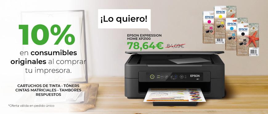 consumibles de impresora originales baratos
