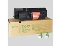 kyocera tk12 toner negro