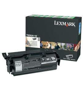 lexmark 0t650a11e toner negro