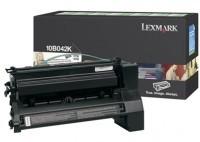 lexmark 10b042k toner negro