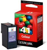 lexmark 41 tinta tricolor