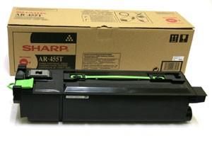 sharp ar455lt toner negro