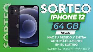 Sorteo iphone PopUp