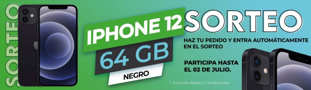Sorteo iphone Banner