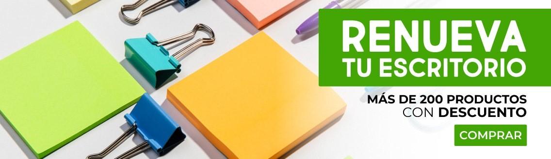 material de oficina y papelería