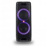 altavoz portatil con microfono ngs 200w wild jungle 1 mejor precio