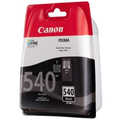 canon 5Bpg540 tinta negro original