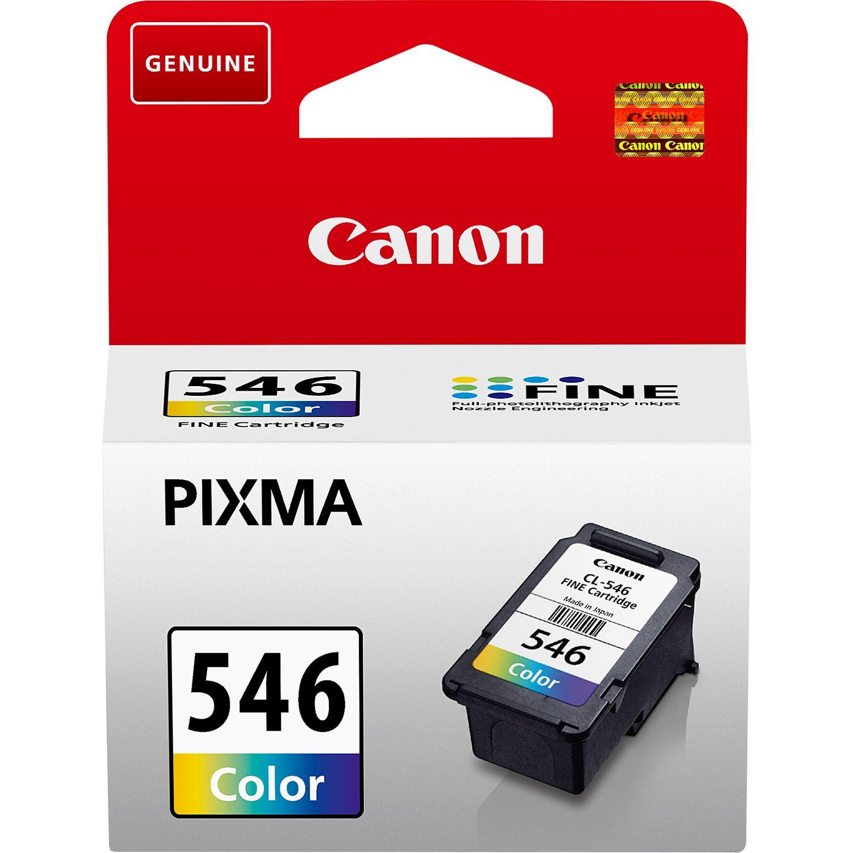 canon cl546 tinta tricolor original