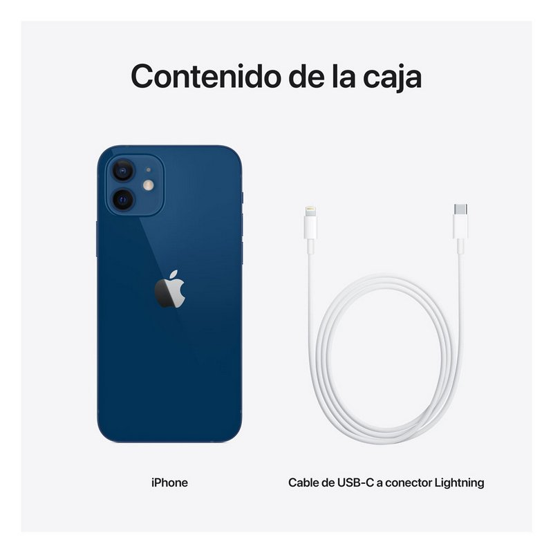 comprar iphone 12 128gb 5g azul