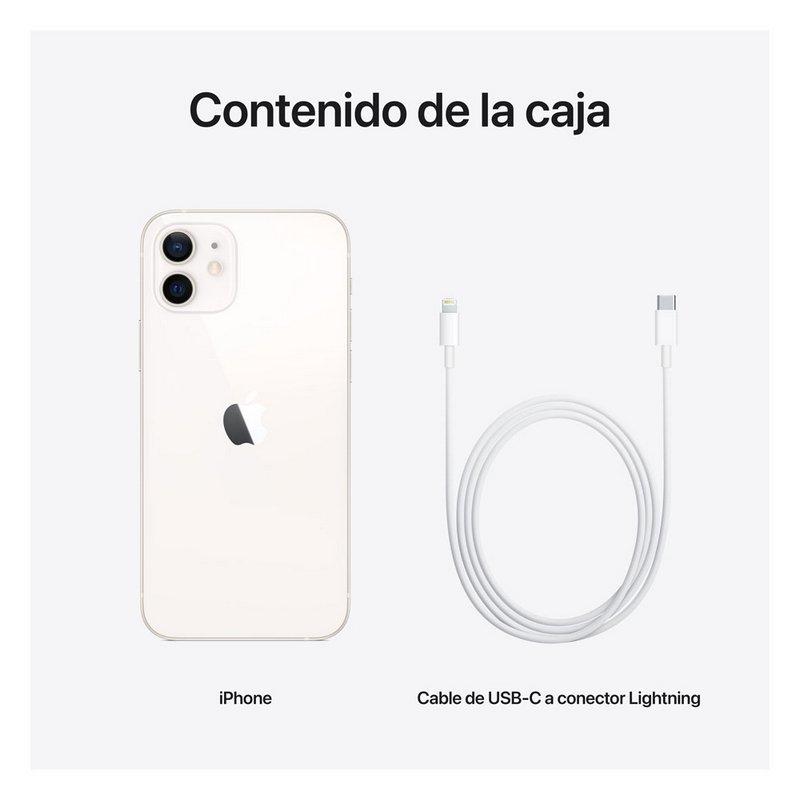 comprar iphone 12 mini 256gb 5g blanco