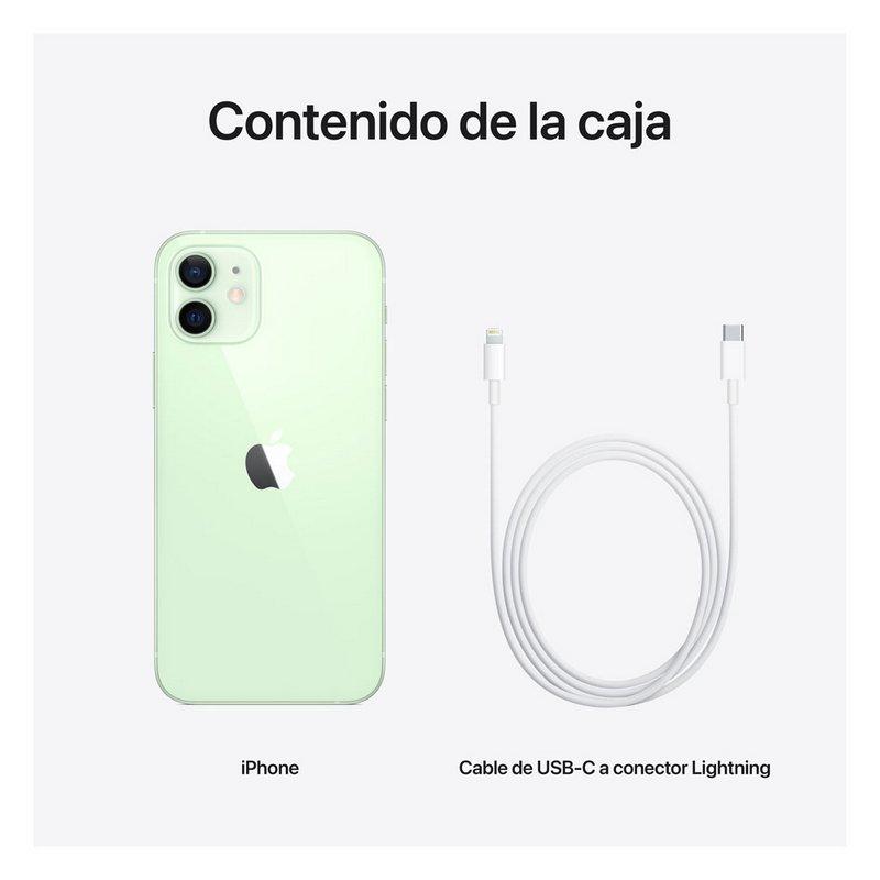 comprar iphone 12 mini 256gb 5g verde