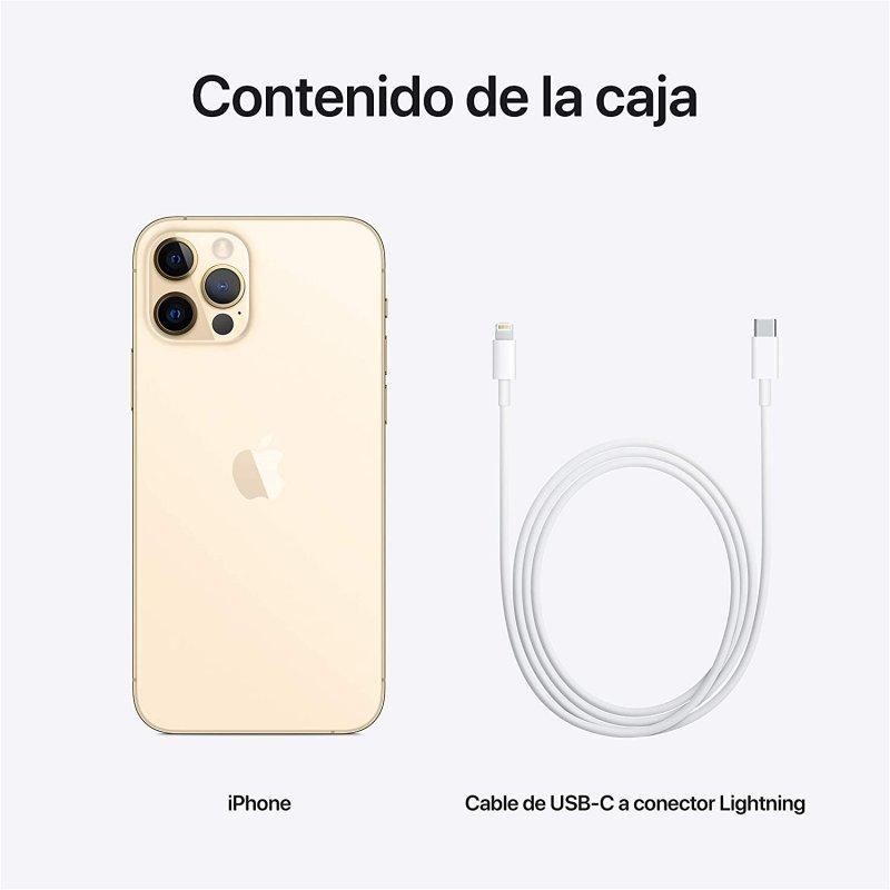 comprar iphone 12 pro 128gb 5g oro