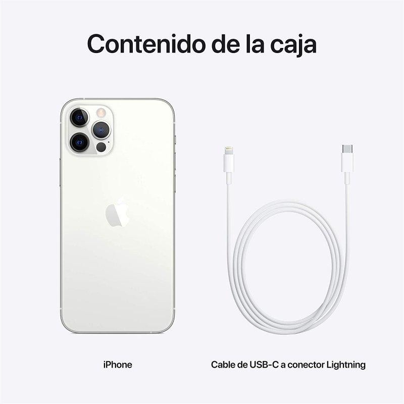 comprar iphone 12 pro 128gb 5g plata