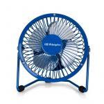 comprar mini ventilador usb azul