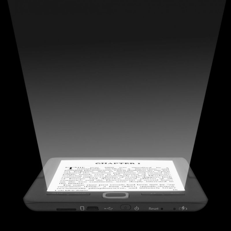 comprar woxter scriba 195 paperlight black libro electronico ebook 6