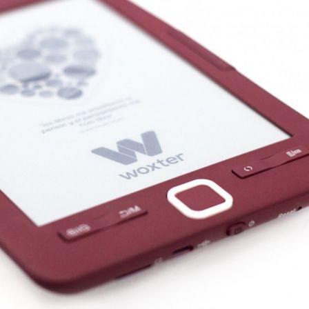 comprar woxter scriba 195 rojo libro