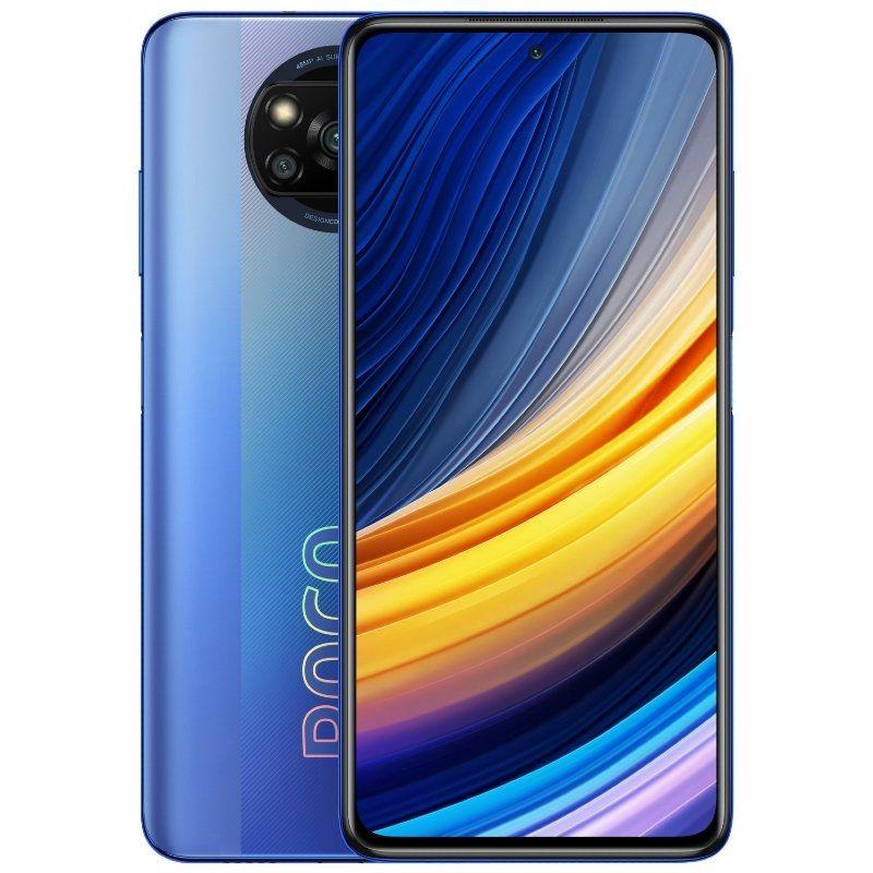 comprar xiaomi pocophone x3 pro 6gb 128gb azul helado