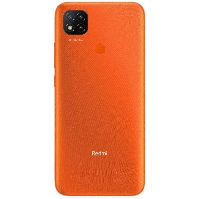 comprar xiaomi redmi 9c 3gb 64gb naranja amanecer