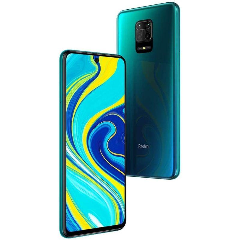 comprar xiaomi redmi note 9s 4gb 64gb azul aurora