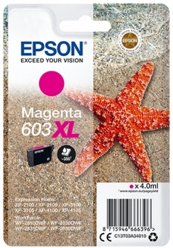 epson c13t03a34010 tinta magenta original