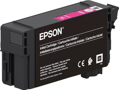 epson c13t40c340 tinta magenta original