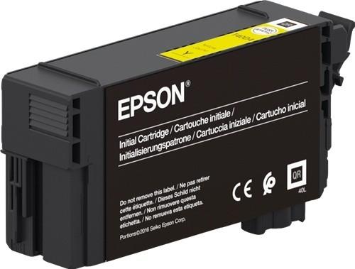 epson c13t40c440 tinta amarillo original