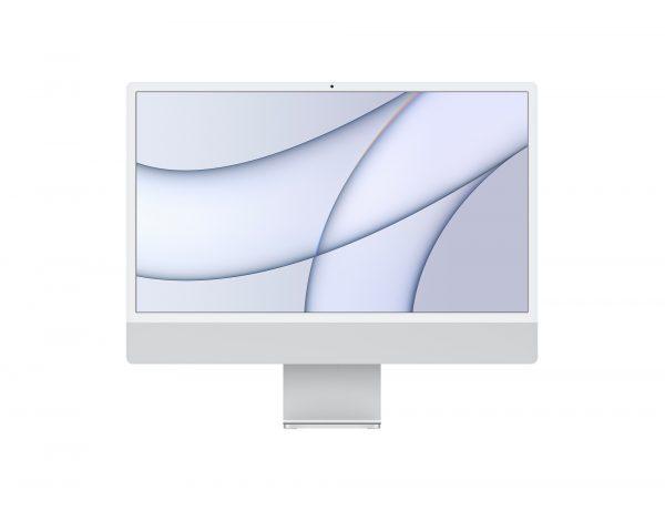 iMac 24 plata retina