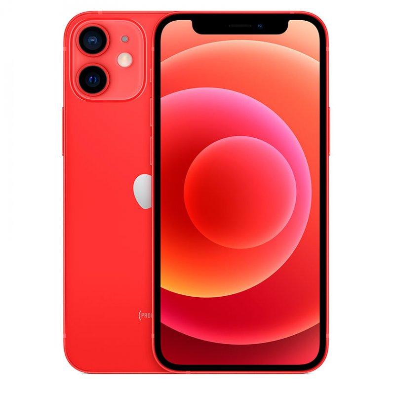 iphone 12 mini 256gb 5g rojo