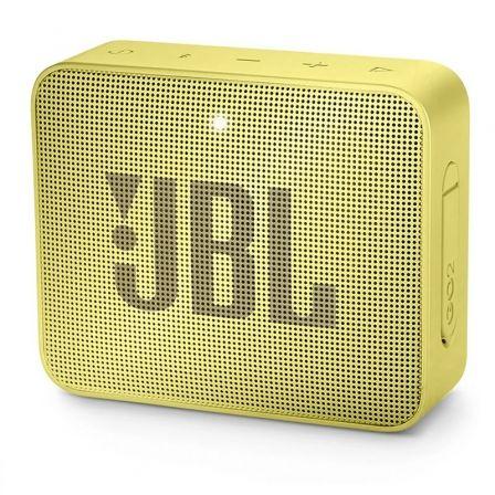 jbl go 2 amarillo 3w