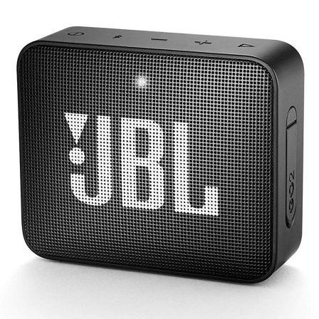 jbl go 2 negro 3w altavoz bluetooth
