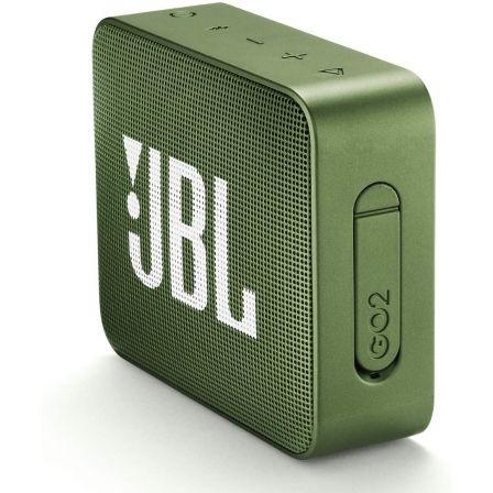 jbl go 2 verde 3w