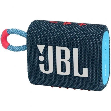jbl go 3 azul rosa 4 2w