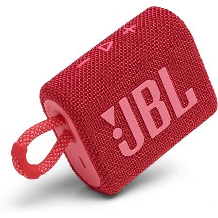 jbl go 3 rojo 4 2w