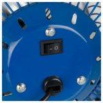 mini ventilador usb azul especificaciones
