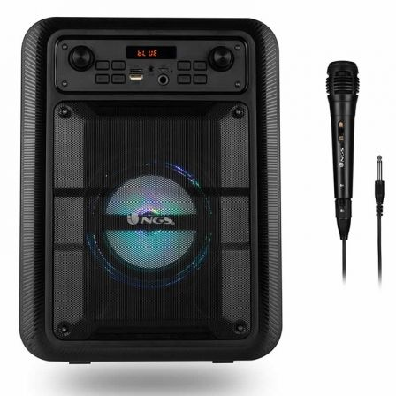 ngs roller lingo 20w altavoz bluetooth