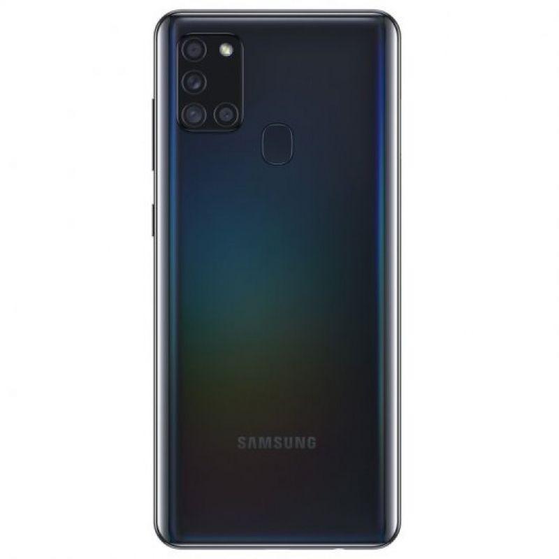 samsung galaxy a21s 4gb 64gb negro mejor precio